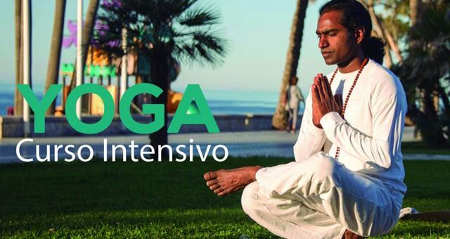 Curso intensivo Hatha Yoga con Sri. Ajan